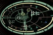 Cardassian orbital weapon platform graphic