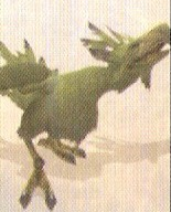 FFXIIGreenChocobo