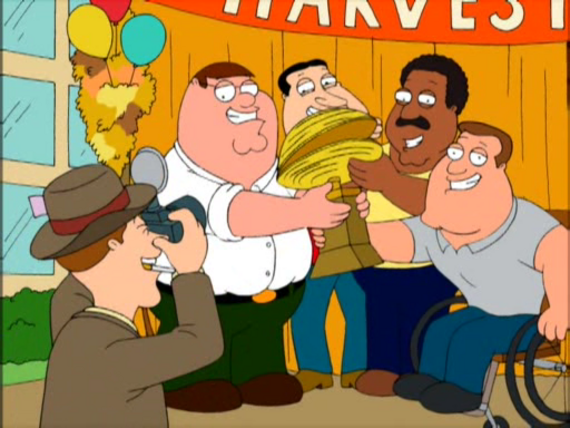 Family Guy Season 2 Episode 5 Love Thy Trophy