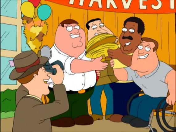 Family Guy Season 2 Episode 5 Love Thy Trophy