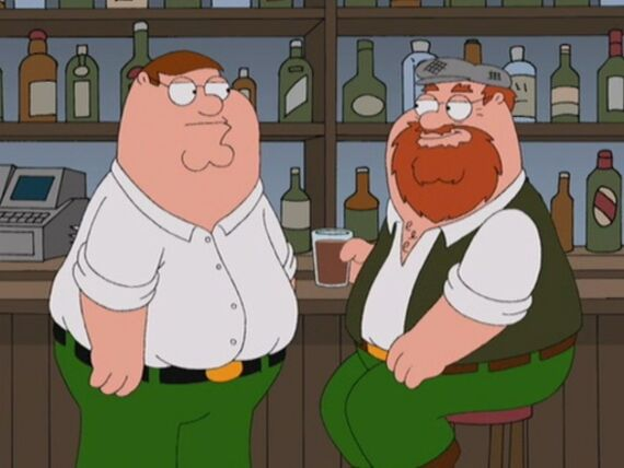 Family Guy Season 5 Episode 10 Peter's Two Dads