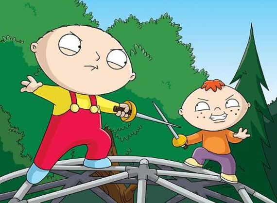 Family Guy Season 4 Episode 22 Sibling Rivalry