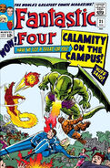 Fantastic Four Vol 1 35