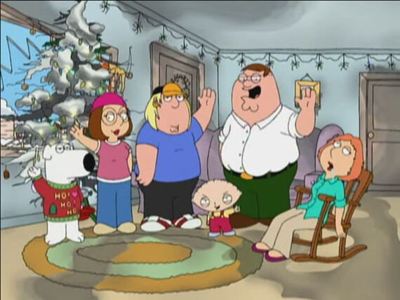 Family Guy Season 3 Episode 16 A Very Special Family Guy Freakin' Christmas