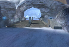 Halo CE Ice Fields