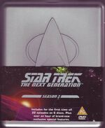 TNG Season 2 DVD-Region 2