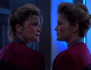 Janeway meets Janeway