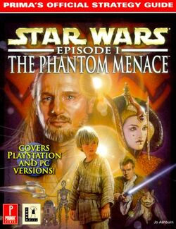 Episode I The Phantom Menace Guide