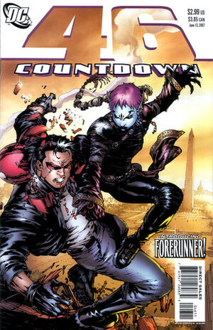 Cover for Countdown #46