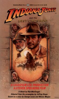 IndianaJonesAndTheLastCrusade(Novel)