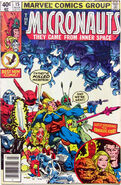 Micronauts Vol 1 15