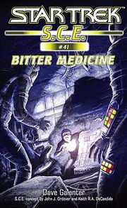 Bitter Medicine - eBook cover