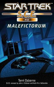 Malefictorum - eBook cover