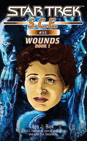 Wounds, Book 1 - eBook cover