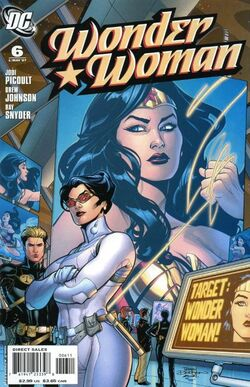 Wonder Woman Vol 3 6