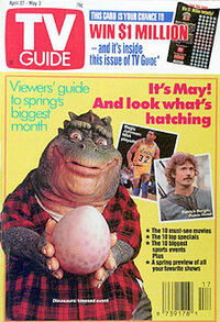 Tv-guide---dinosaurs---5-3-91