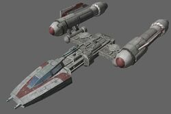 Y-wing LP