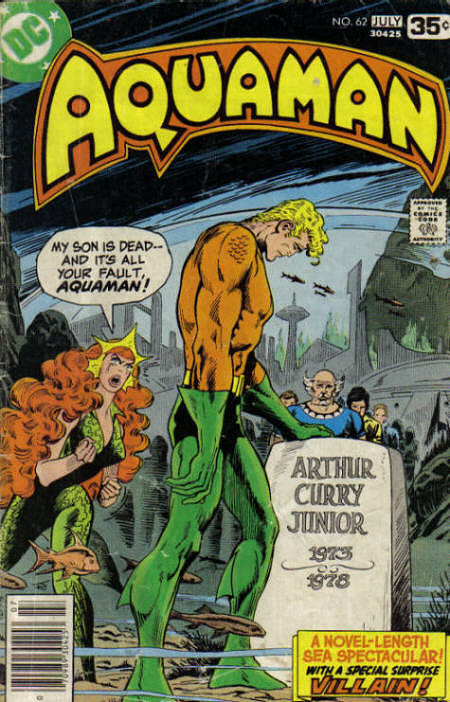 Aquaman Vol 1 62 - DC ...