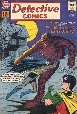 Cover for Detective Comics #298