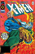 Uncanny X-Men Vol 1 321