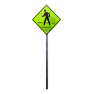 Sign crossing redirect