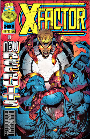 X-Factor Vol 1 131