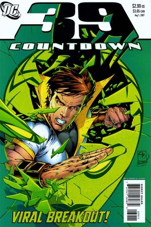 Cover for Countdown #39