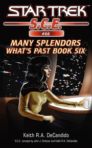 Many Splendors eBook cover