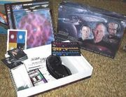 Star Trek - The Next Generation - The Game contents