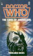 Caves of Androzani novel