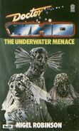 Underwater Menace novel