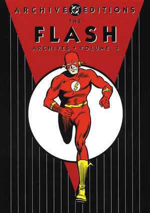 Cover for Flash Archives #3