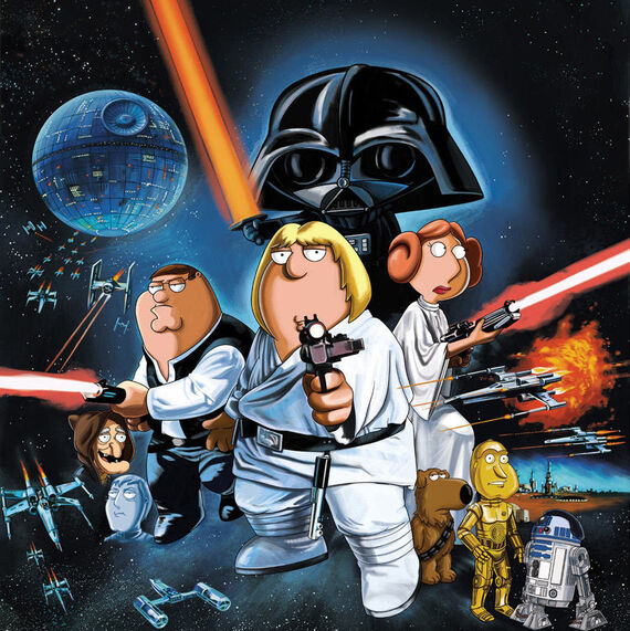 Family Guy Season 6 Episode 1 Blue Harvest
