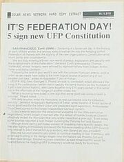 Its Federation Day