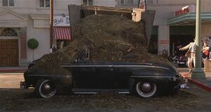 Manure ford 1955