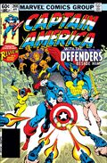 Captain America Vol 1 268