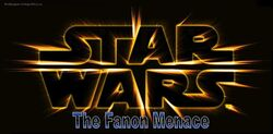 The Fanon Menace Logo