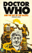 The Day of the Daleks (novelisation) altcover