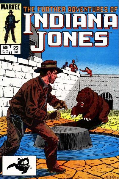 Indiana Jones(Indijana Džons) Stripovi EndRun
