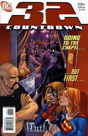 Cover for Countdown #32