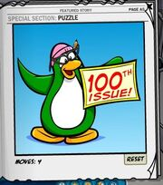 100 Issue Puzzle