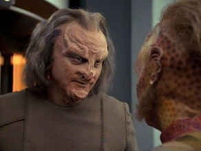 Ma'Bor Jetrel and Neelix