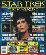 Star Trek The Magazine volume 1 issue 15 cover