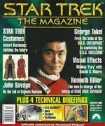Star Trek The Magazine volume 1 issue 20 cover