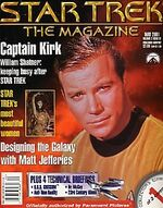 Star Trek The Magazine volume 2 issue 1 cover 1