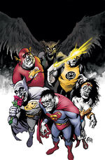 Bizarro Justice League 001