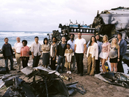 Lost Season 1 Main Cast