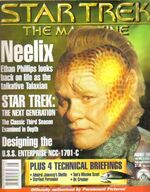 Star Trek The Magazine volume 3 issue 4 cover