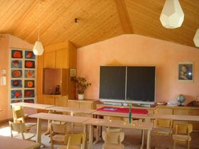 Waldorf classroom