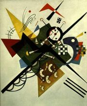 Kandinsky white